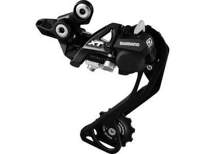 Shimano Deore XT RD-M786 XT 10-speed Shadow+ design rear derailleur, SGS, black
