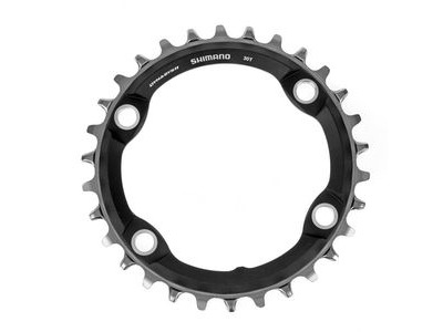 Shimano SLX SM-CRM70 Single chainring for SLX M7000, 30T