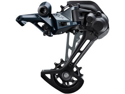 Shimano SLX RD-M7100 SLX 12-speed rear derailleur, Shadow+, SGS, for single