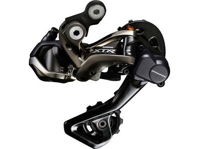 Shimano XTR RD-M9050 XTR Di2 E-tube, GS medium cage, Shadow+ direct mount compatible