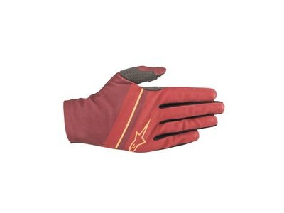Alpinestars Aspen Plus Glove 2019 Burgundy