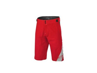 Alpinestars Rover Plus Shorts 2019 Red Grey