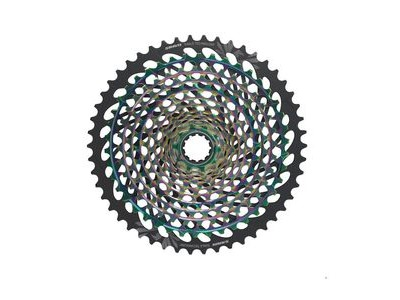 Sram Cassette Xg-1299 Eagle 10-50t 12 Speed Rainbow 12spd 10-50t