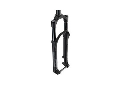 "Rock Shox Fork Sid Select Charger Rl - Remote 29"" Boost<sup>tm</Sup> 15x110 Alum Str Tpr 51 Offset Debonair (Includes Fender, Star Nut, Maxle Stealth& Right Oneloc Remote) B4: Diffusion Black 120mm"