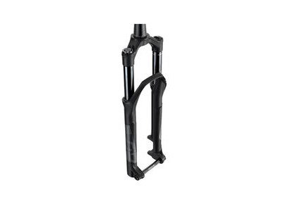 "Rock Shox Fork Sid Select Charger Rl - Crown 27.5"" Boost<sup>tm</Sup> 15x110 Alum Str Tpr 51 Offset Debonair (Includes Fender, Star Nut & Maxle Stealth) B4: Diffusion Black 100mm"