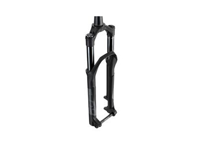 "Rock Shox Fork Sid Select Charger Rl - Remote 29"" Boost<sup>tm</Sup> 15x110 Alum Str Tpr 42 Offset Debonair (Includes Fender, Star Nut, Maxle Stealth& Right Oneloc Remote) B4: Diffusion Black 100mm"