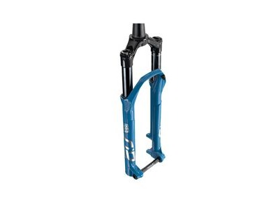"Rock Shox Fork Sid Ultimate Charger 2 Rlc - Remote 27.5"" Boost<sup>tm</Sup> 15x110 42 Offset Tapered Debonair (Includes Fender, Star Nut, Maxle Stealth & Right Oneloc Remote) B4: Gloss Blue 100mm"