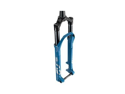 "Rock Shox Fork Sid Ultimate Charger 2 Rlc - Remote 29"" Boost<sup>tm</Sup> 15x110 Solo Air 51 Offset Tapered Debonair (Includes Fender, Star Nut, Maxle Stealth & Right Oneloc Remote) B4: Gloss Blue 120mm"
