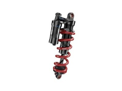"Rock Shox Super Deluxe Ultimate Coil Rct (230x65) Mreb/Lcomp, 380lb Lockout Force, Standard, Standard (Includes 10x20,10x40 Hardware) Yt Jeffsy 27.5"": Black 230x65"