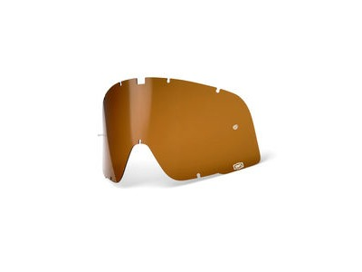 100% Barstow Replacement Dalloz Curved Lens - Bronze