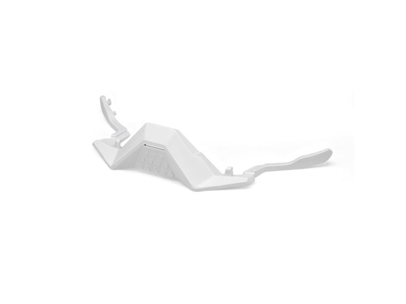 100% Armega Goggle Nose Guard White click to zoom image