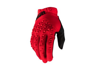 100% Geomatic Glove Red