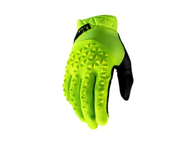 100% Geomatic Glove Fluo Yellow