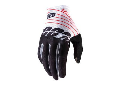 100% Celium Glove Black / White