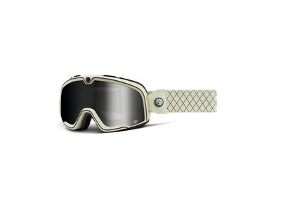 100% Barstow Goggles Roland Sands / Silver Mirror Lens