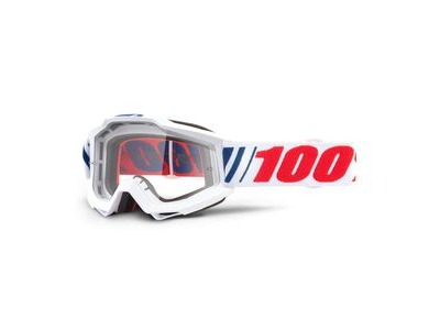 100% Accuri Youth Goggles AF066 / Clear Lens