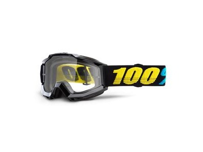 100% Accuri Youth Goggles Virgo / Clear Lens