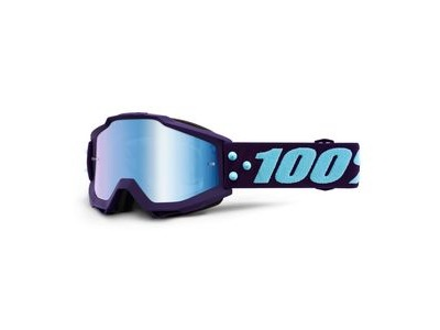 100% Accuri Youth Goggles Maneuver / Blue Mirror Lens