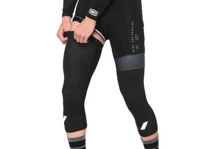 100% Exceeda Knee Sleeve Black