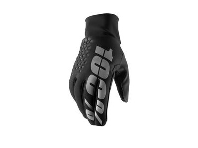 100% Hydromatic Brisker Glove 2018 Black