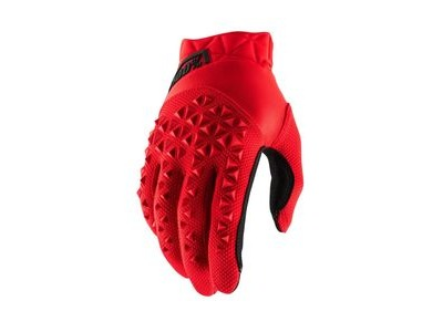 100% Airmatic Glove 2019 Red / Black