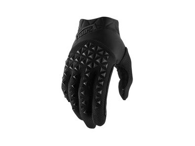 100% Airmatic Glove 2019 Black / Charcoal