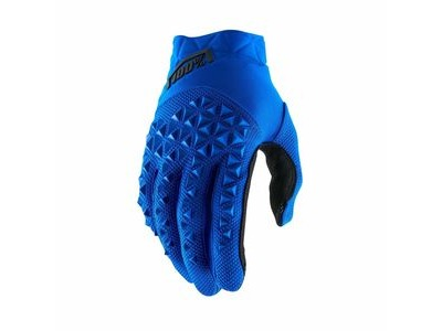100% Airmatic Glove 2019 Blue / Black