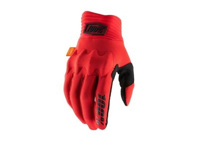 100% Cognito D30 Glove 2019 Red / Black
