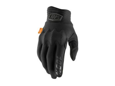 100% Cognito D30 Glove 2019 Black / Charcoal