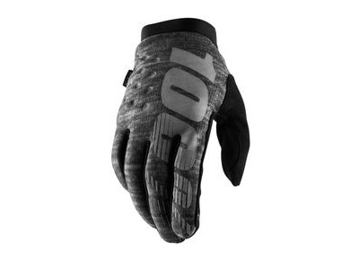 100% Brisker Cold Weather Glove 2019 Heather Grey