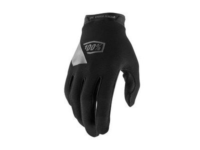 100% Ridecamp Glove Black