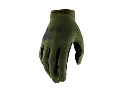 100% Ridecamp Glove Fatigue