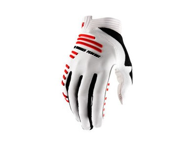 100% R-Core Glove White