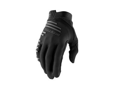 100% R-Core Glove Black