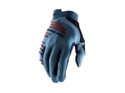 100% R-Core Glove Slate Blue