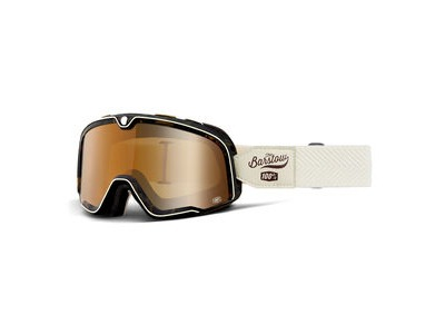 100% Barstow Goggles Louis / Bronze Lens