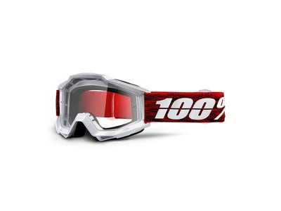 100% Accuri Goggles Graham / Clear Lens