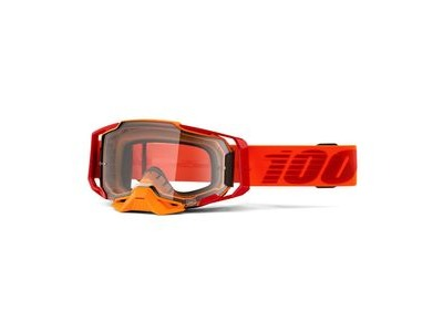 100% Armega Goggles Clear Lens LitKit