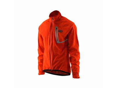 100% Hydromatic Jacket Orange
