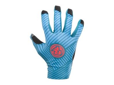 Race Face Indy Gloves Blue