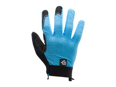 Race Face Stage Gloves Blue