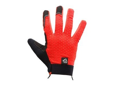Race Face Stage Gloves Red