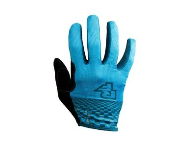 Race Face Dewey Youth Gloves Blue