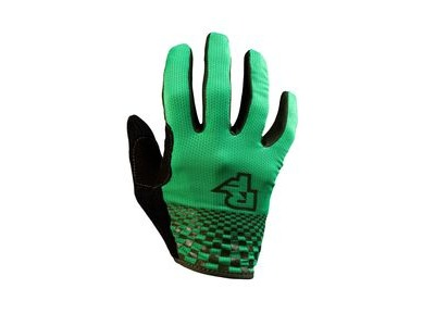 Race Face Dewey Youth Gloves Green