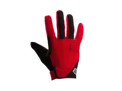 Race Face Trigger Glove 2016 Red