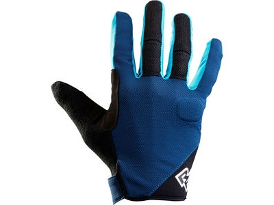 Race Face Trigger Glove Navy