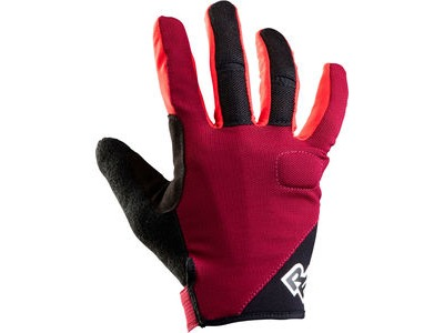 Race Face Trigger Glove Red