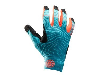 Race Face Khyber Women's Gloves 2019 Dark Spruce