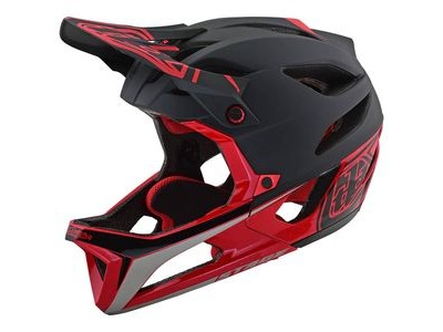 Troy Lee Designs Stage Mips Full Face Helmet Race Black/Red