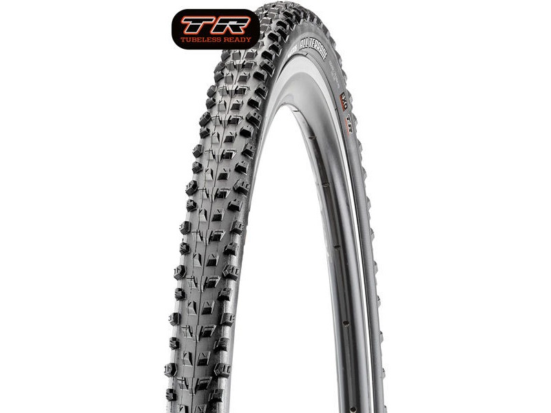 Maxxis All Terrane 700x33C 60TPI Folding Dual Compound EXO / TR click to zoom image